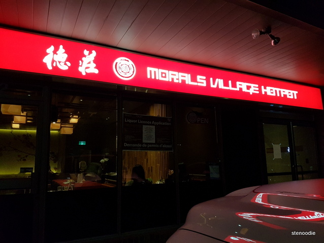 Morals Village Hot Pot in Mississauga