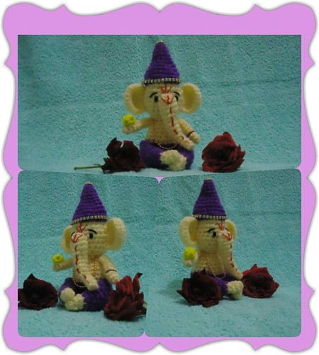 crochet pillaiyar