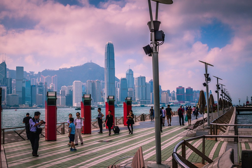 Avenue Of Stars, Kowloon. Image: Bertrand Duperrin, CC