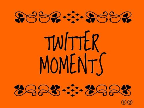 Buzzword Bingo: Twitter Moments