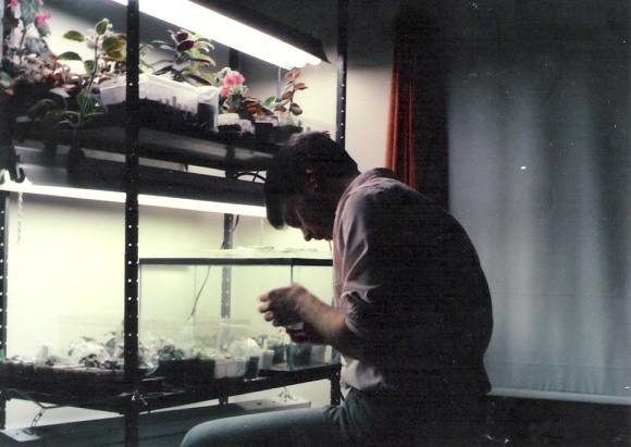 John, circa 1987