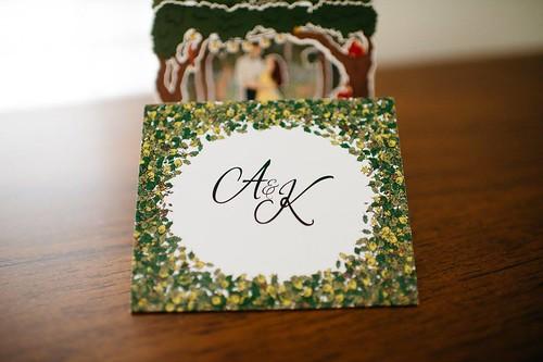 Woodland Wedding closed