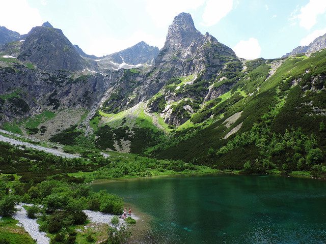 Green Lake, High Tatras National Park, Slovakia
