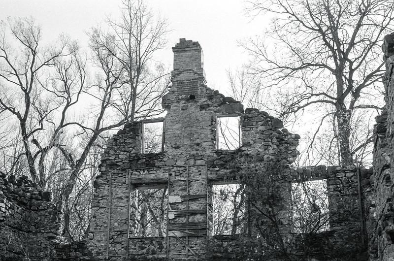 Glen Morris Ruins One_