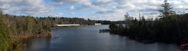 clam lake pano 2