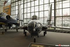 131232 - - US Navy - Grumman F9F-8 Cougar - The Museum Of Flight - Seattle, Washington - 131021 - Steven Gray - IMG_3475