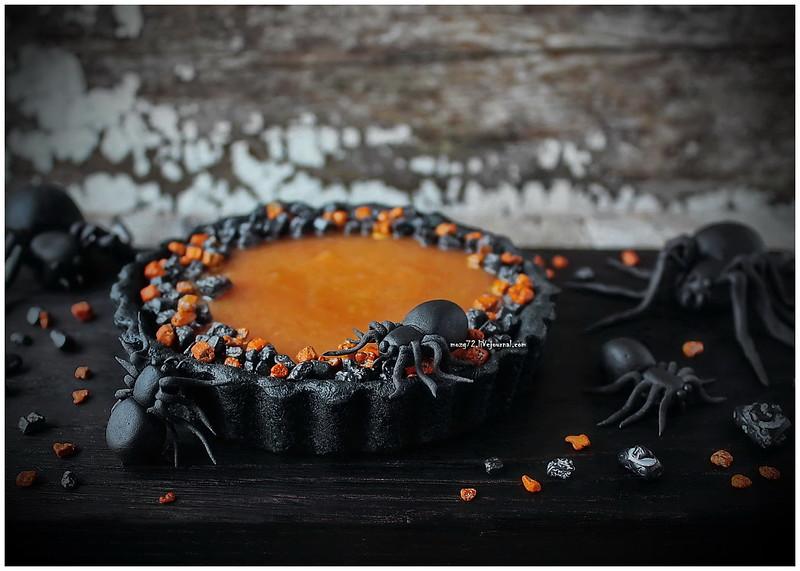 ...black tart marmalade pumpkin