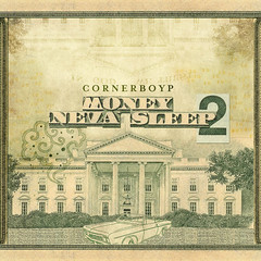 "Album Artwork - Cornerboy P ""Money Neva Sleep 2"""
