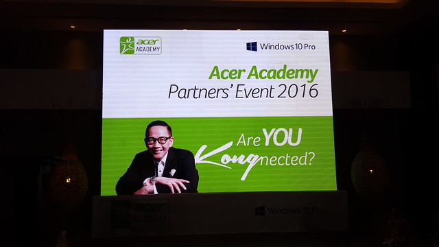 "DavaoLife.com : Acer Academy Partners' Event 2016 as Davao Ready To Get ""Kong-nected"""