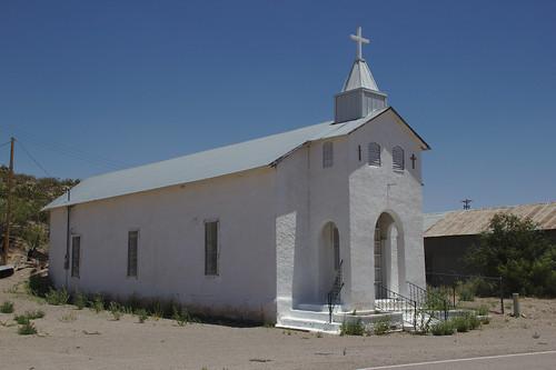 San Jose Catholic Church, Cuchillo, NM