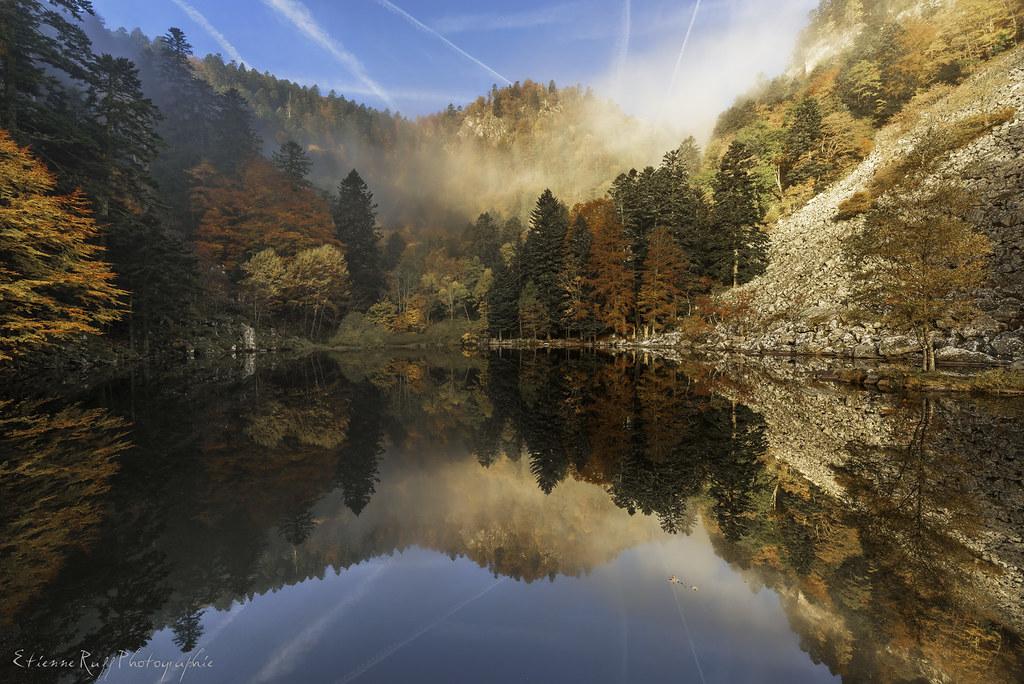 Landscape photo example