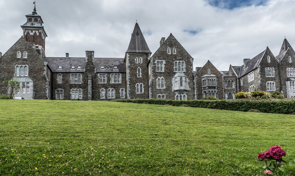 OUR LADY'S HOSPITAL CORK DISTRICT ASYLUM [WAS EGLINGTON ASYLUM]-122733