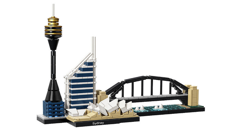 LEGO Architecture - Sydney (21032)