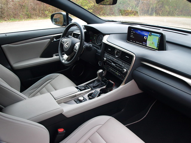 2016 Lexus RX 450h F Sport