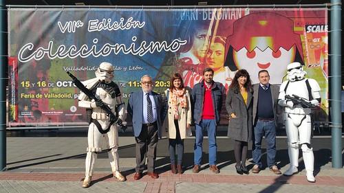 VII Edición de Coleccionismo de Valladolid-Castilla y León. Resumen.  *Mónica Martínez K Eventos y Producciones / ASOFED