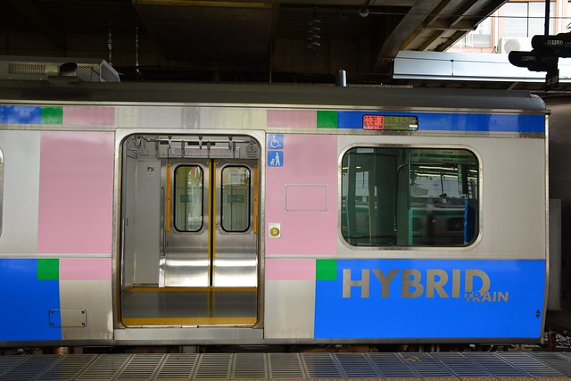 HB-E210:仙石東北ライン