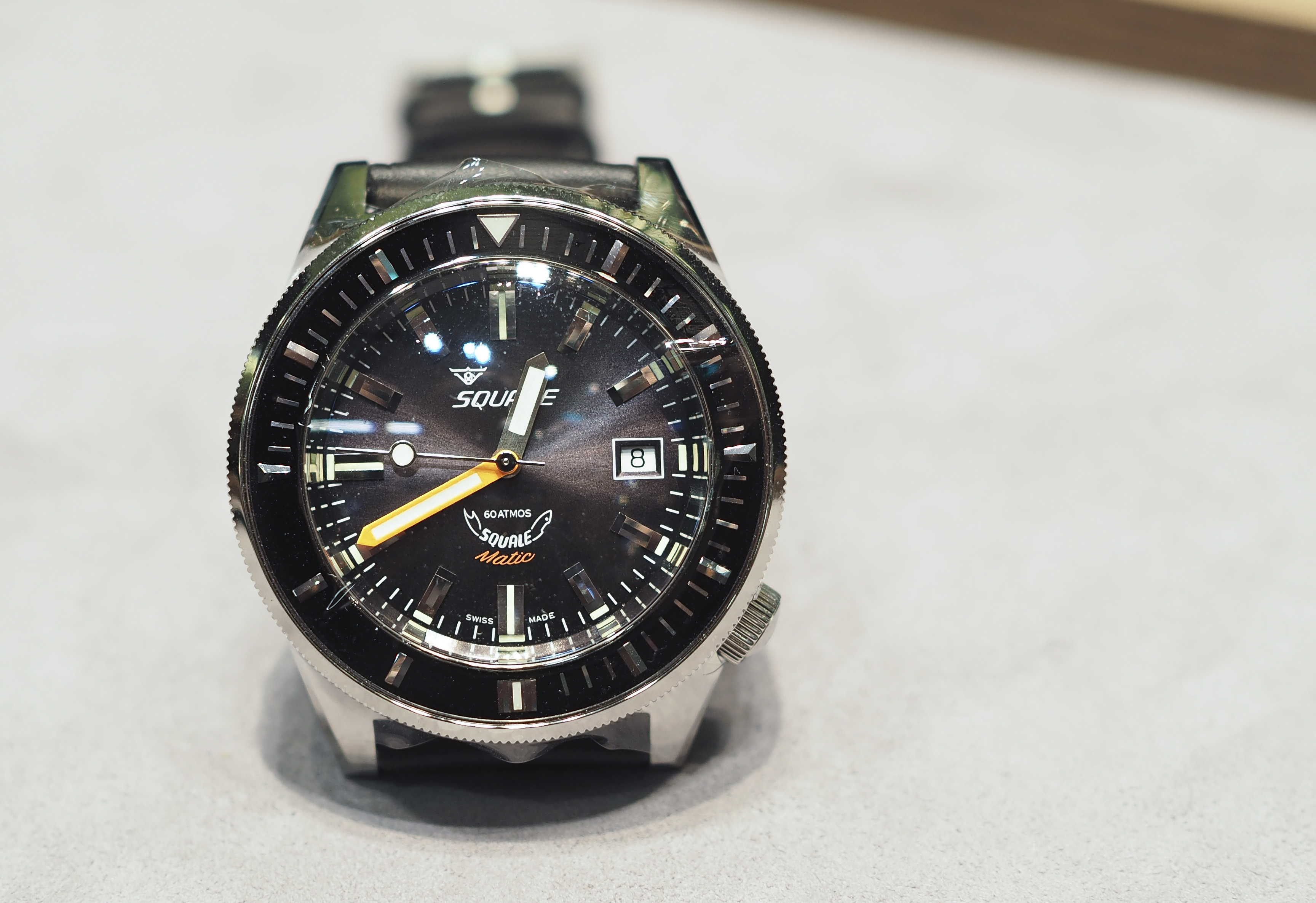 squale black watches a atmos