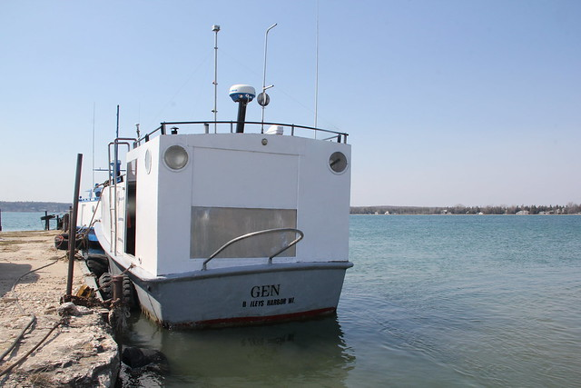 Photo of fishing boat Great Lakes