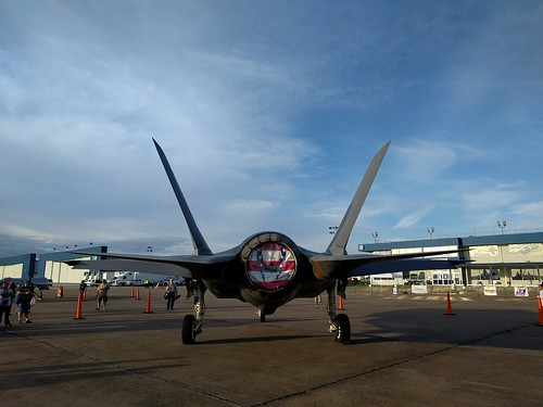 Wings Over Houston Static Displays