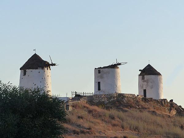 trois moulins