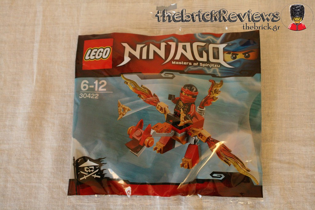 ThebrickReview: LEGO 30422 - Kai's Mini Dragon 30904658686_f95272da57_b