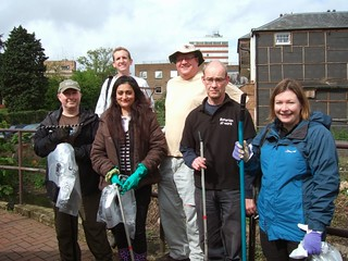 Maidenhead Waterways Clean Up