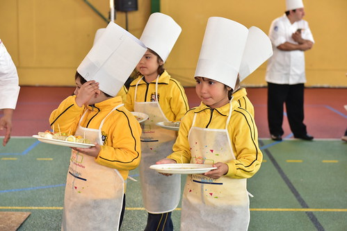 Día del Chef 2016. Actividad de Nestlé, Achiga y Achiga Chef.