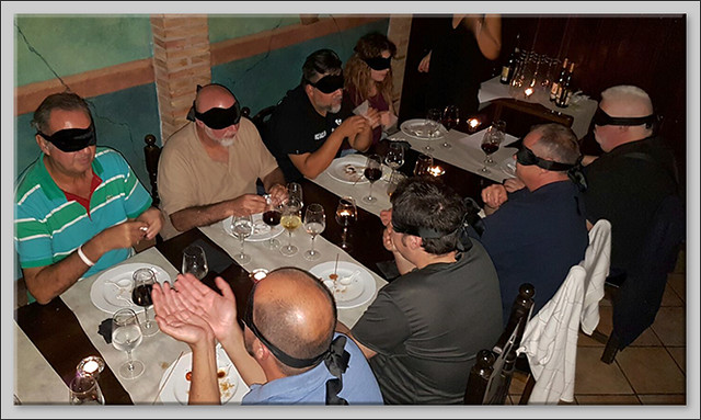 Cena a ciegas en Calahorra (7)