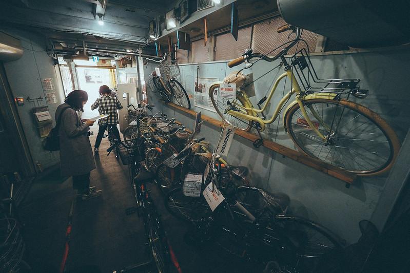 奈良腳踏車行|奈良 Nara