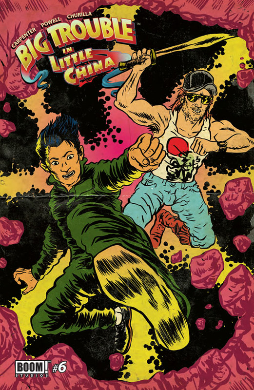 Big Trouble in Little China - Comics - 7