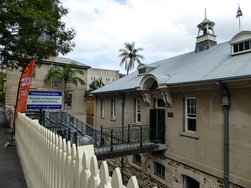 Commissariat Store, Brisbane