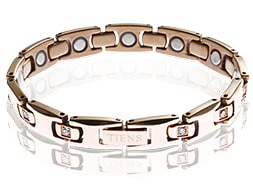 BRACELET GLARING GOLDEN (WOMAN) 193MM