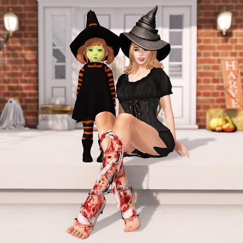[SRB] Halloween Dress Up