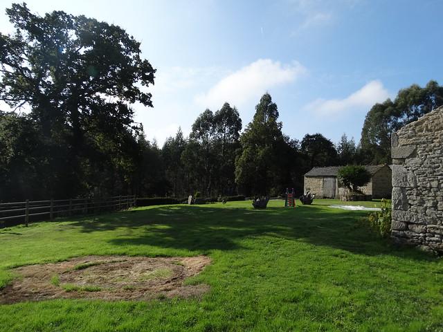 Parque en O Vilariño Guitiriz
