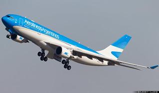 Aerolineas Argentinas Airbus A330-202 cn 1748 LV-GIF