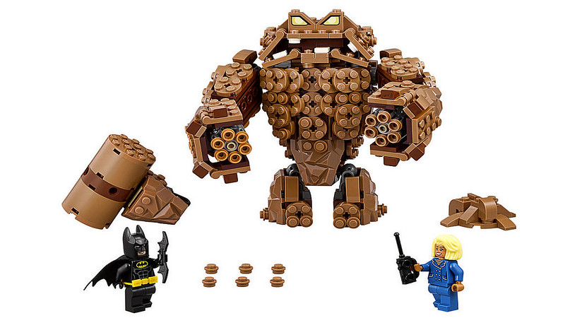 The LEGO Batman Movie - Clayface Splat Attack (70904)