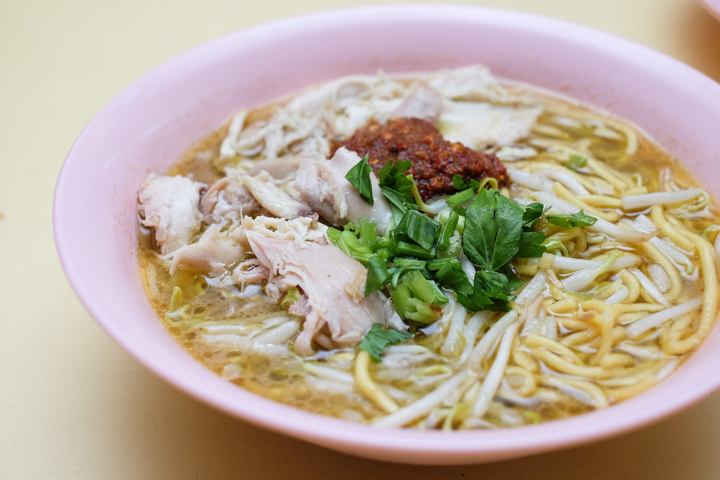 Breakfast East Singapore: Enak Mee Soto