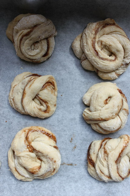 Vegan Swedish Cinnamon Buns