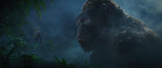 Kong: Lubanja Otok