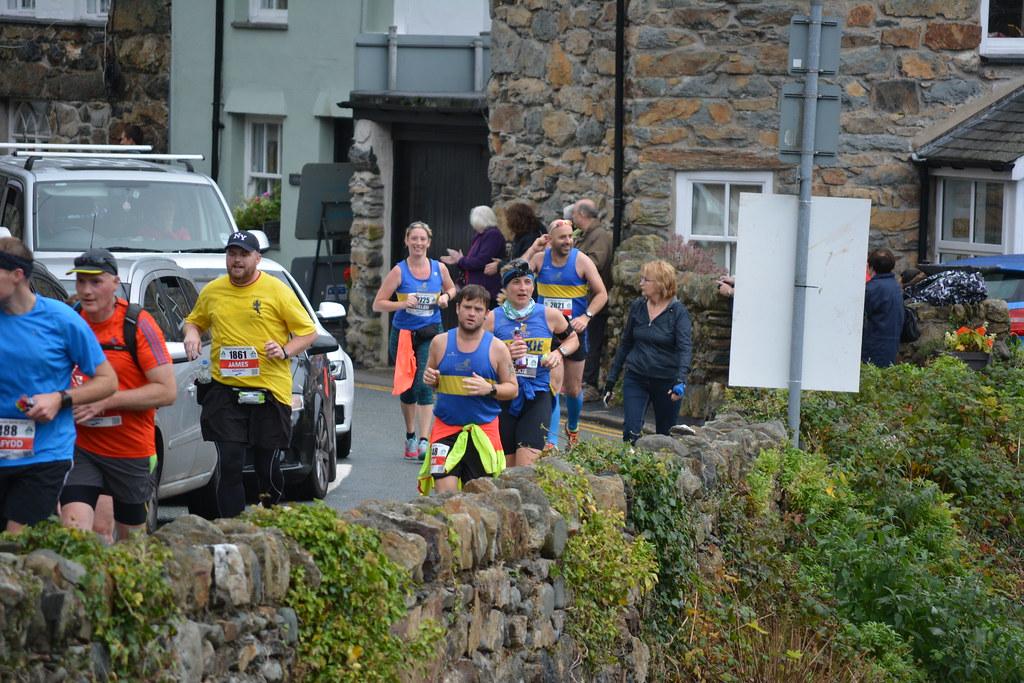 Snowdon Marathon 2016