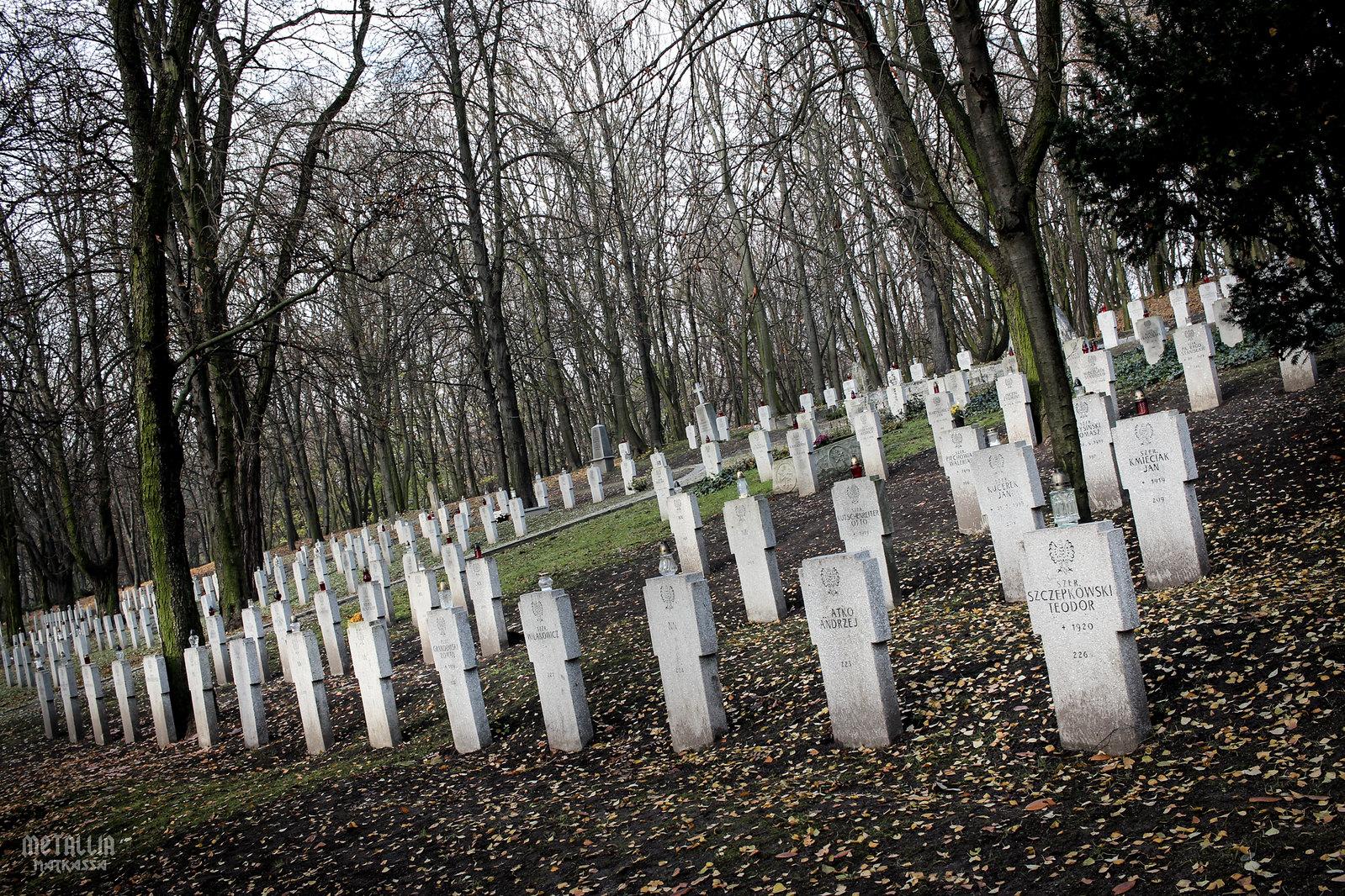 poznań, park cytadela, poznań fort, old garrison cemetery, fort winiary, world wars in poznań, war tourism