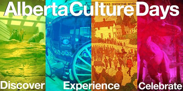 Alberta Culture Days 2016