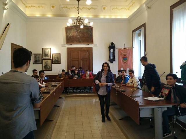 studenti itis e convivenza civile
