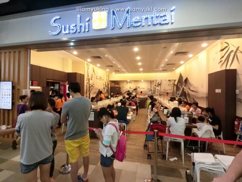 sushi mentai Singapore03yuki ng food review