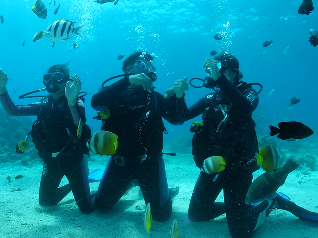 Scuba Diving in Boracay - Weekend Sidetrip