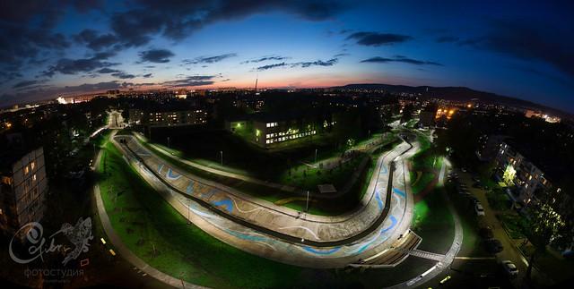 Almetyevsk Urban Development / Альме́тьевск