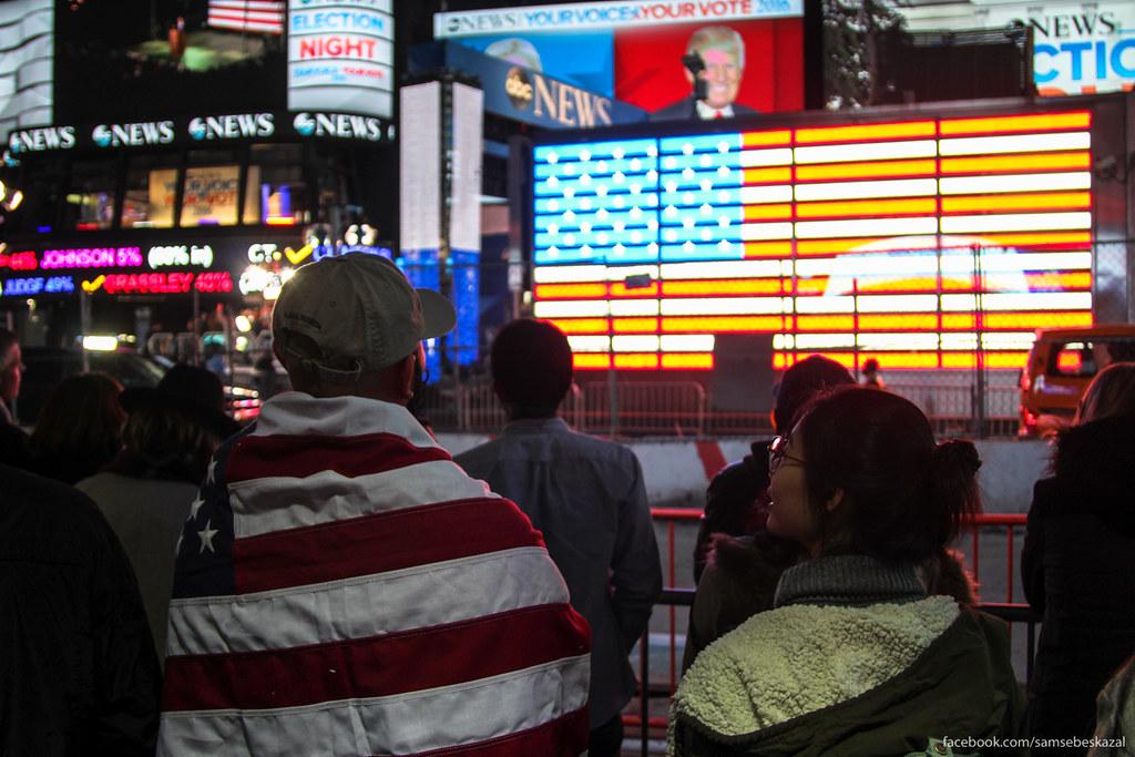 Ночь в Нью-Йорке, когда выбрали Трампа samsebeskazal-7315.jpg