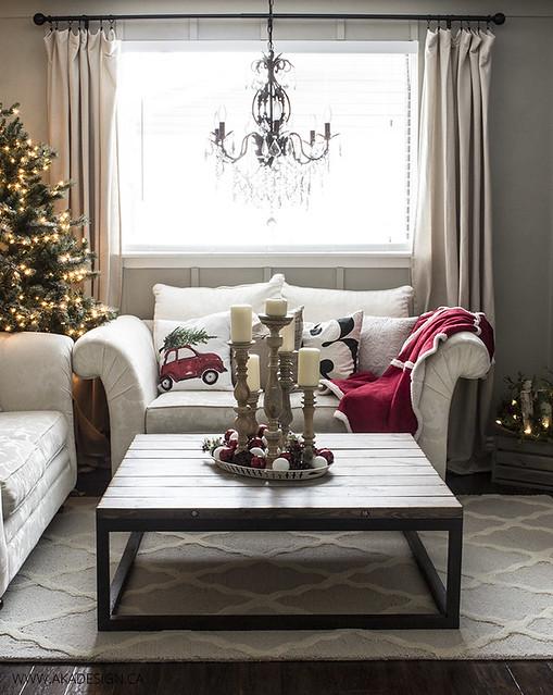 Casa navideña_ Rojo Valentino Blog 10