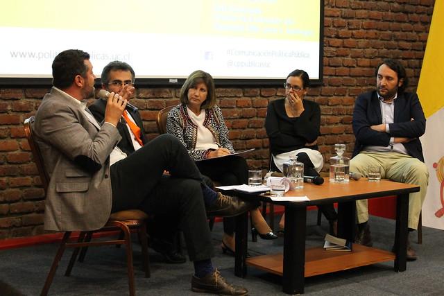 Seminario La comunicación de las políticas públicas: ¿cuánto influyen en su éxito?