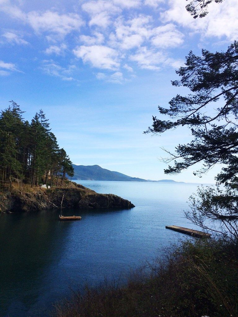 Glamping on Orcas Island
